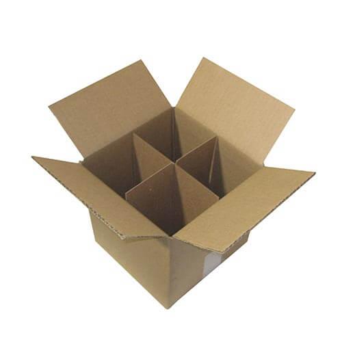 Box Divider & Cardboard Insert