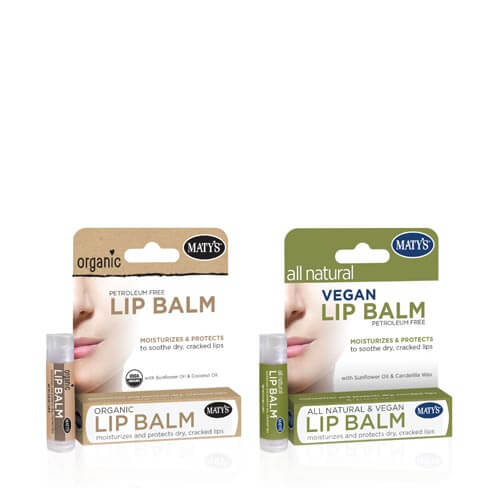 Lip Balm Box Packaging
