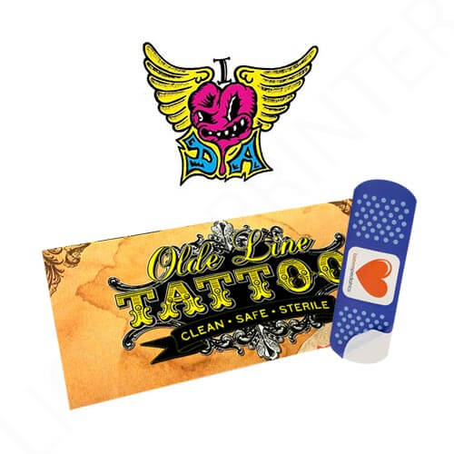 Stickers Printing - Offset Printing Services